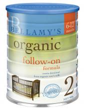 Bellamy's Organic Follow On Formula Step 2 900g