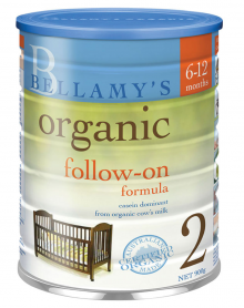 Bellamy's Organic Follow On Formula Step 2 900g