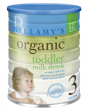Bellamy's Organic Toddler Drink Step 3 900g
