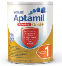 Karicare Aptamil Gold+ Step 1 AllerPro Infant Formula From Birth 0-6 Months 900g