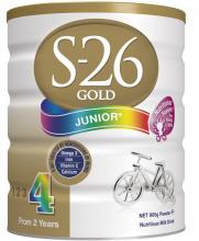 S26 Gold Junior Step 4 900g