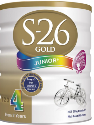 S26 Gold Junior Step 4 900g