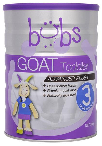 Bubs Goat Milk Infant Formula - Stage 3