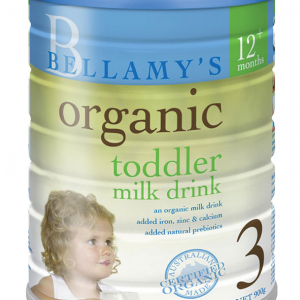 Bellamy's Organic Toddler Drink Step 3 900g