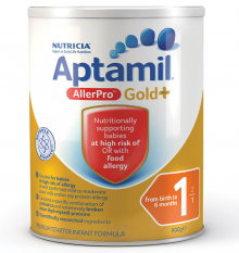 Karicare Aptamil Gold+ Step 1 AllerPro Infant Formula From Birth 0-6 Months 900g
