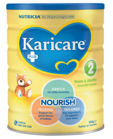 Karicare+ Step 2 Follow-On Formula From 6 months 900g