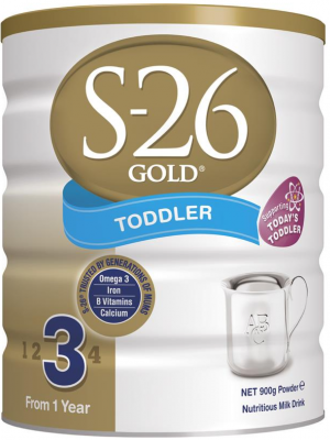 S26 Gold Toddler Step 3 900g